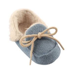 Other - NWT Cozy Fleece Moccasins
